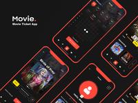 Movie Tickets App UI