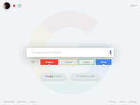 Google Search Redesign Contest