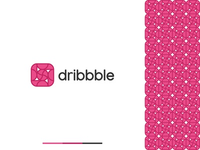 Dribbble Logo Exploration