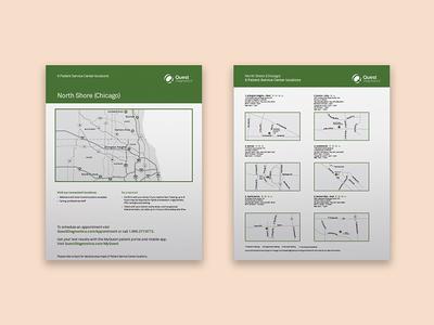 Quest Diagnostics Map Pad quest diagnostics print pad map