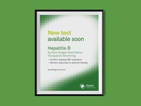 Quest Diagnostics Test Poster