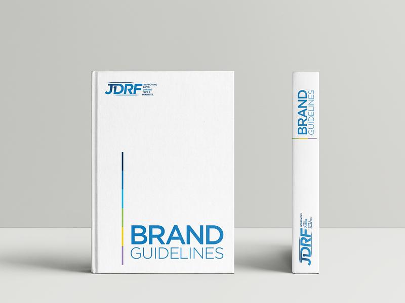 Brand Guidelines book design print design brand guidelines