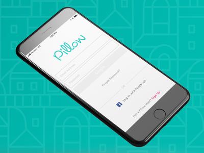 Pillow - Digital Marketing Materials saas graphic design digital design ui  ux design mobile app social media design digital marketing