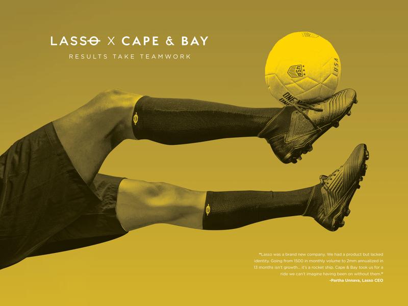 Lasso Case Study print design marketing agency marketing design branding print digital marketing graphic design