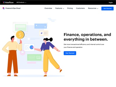 Finance and Operations finance app best software illustration happy workfromhome workflow cash business wfh remote remotework office work money operations finance