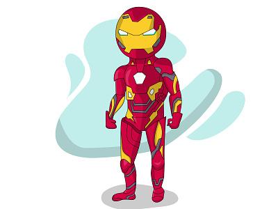Iron Man character art flatillustration design art best designers best designer flatart vectorartwork graphicart marvel ironman charactedesign designer digital graphicdesign vector vectorart illustrator illustration design adobe