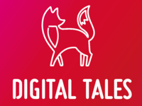 Logo design for Digital Tales Marketing