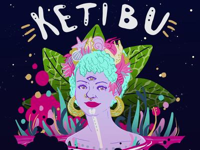 Ketibu Album cover