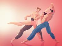 Ballet dancer no.4