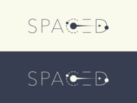 SPACED - Logo Design Idea