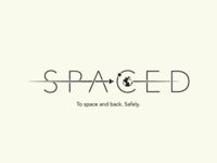 SPACED - Logo Design Idea 2