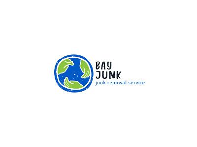 Bay Junk illustration illustrator design logo logotype logo design logo inspiration