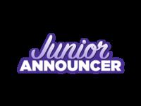 Junior Announcer Logo