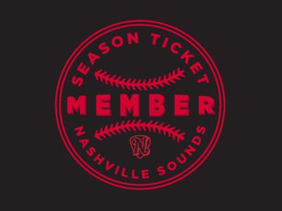2018 Nashville Sounds Season Ticket Membership Logo
