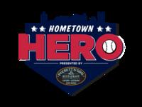2018 Hometown Hero Logo