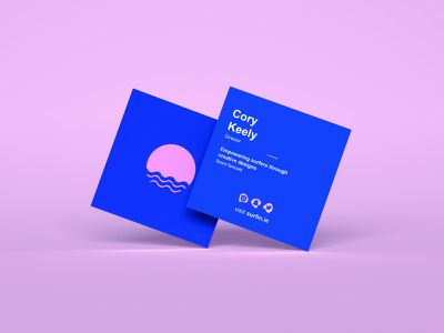 Business Cards surf brand surf corporate identity stationery business card bc print branding design