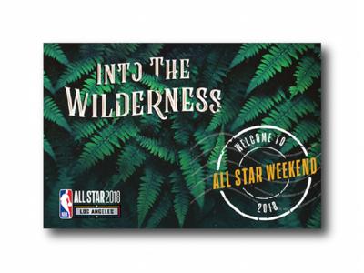 NBA All Star Game Invitations