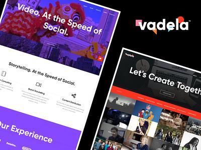New Site launch team design brand site web