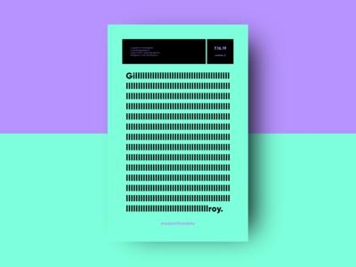 Type Poster Tuseday v3