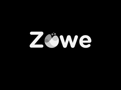 Zowe Logo logo designer adobe photoshop vector minimal logodesign logo illustration adobe illustrator design branding