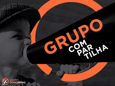 Grupo Coworking branding newsletters banners