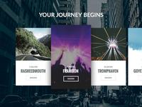 Journey Begins – Cards