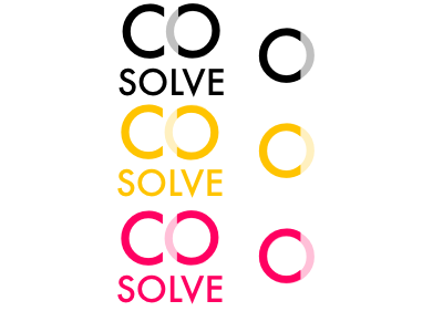 CoSolve Color and Icon Variants colorado coworking beginner community