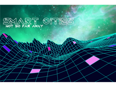 Smart Cities space star wars modern design smart cities futr future