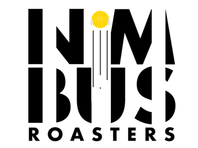 Nimbus Roasters roasters snitch colorado adobe logo typography modern harry potter coffee