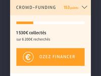 Funding gauge