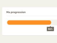 Progress gauge