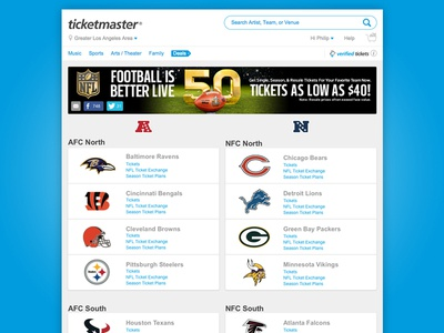 Ticketmaster designs, themes, templates and downloadable graphic