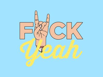 F Yeah