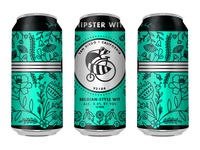 Thorn Street Brewery - Hipster Wit - Beer Can