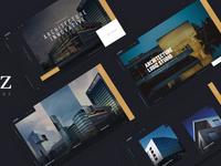 Lodiz - Creative Architecture PSD Template