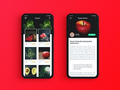 App Design uiux design abhinavsharma uiuxdesigner.online interface user ui plan mobile meal ios interaction food diet design app
