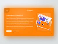 Uiux page design