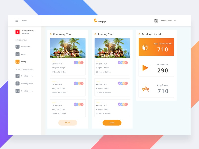 Dashboard UI/UX dashboard uiux animation web new projects! illustration branding landing madbrains