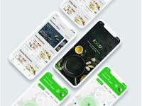 Food UI Kit