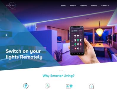Shinrai - Smarthome Website