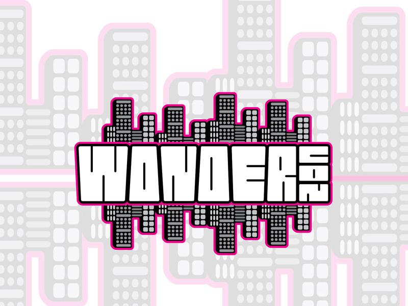 Wondercon 2018 Logo Concept logo