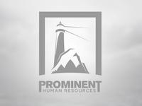 Prominent HR Logo / Business Card