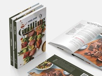 Food & Wine Grilling Book