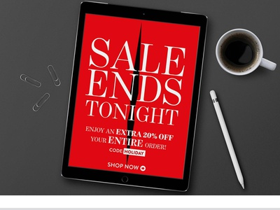 Email Marketing illustration typography ui design email campaign