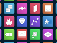 SumoMe App Icons 2.0