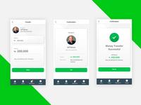Line Pay Redesign (Money transfer flow)