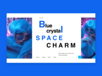 SPACE CHARM/Fashion Web