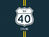 Old 40 Cycling