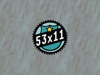 53x11 Logo