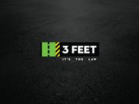 3 Feet Logo